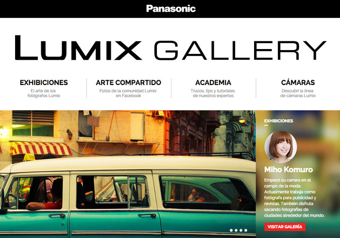 Panasonic Lumix Gallery
